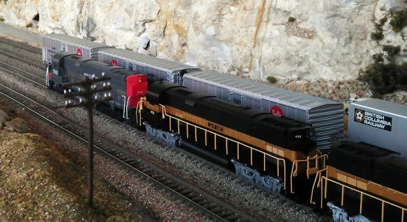 Alco C-628 SP Dummys With Lights 2