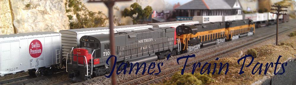 James' Train Parts