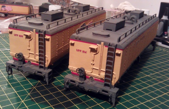 O Scale Tenders Details 1