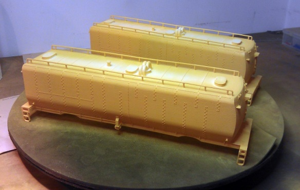 O Scale Tenders Spay 1