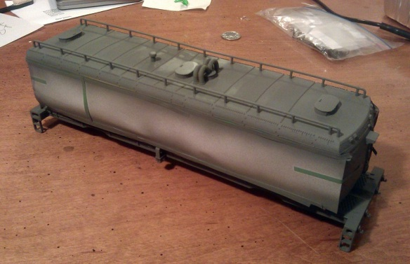 O Scale Tenders Spay 3