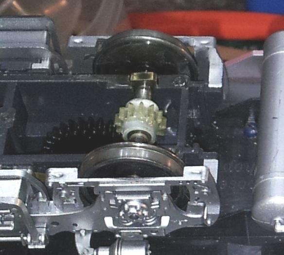 Rivarossi F9 (O Scale Gears 5 (Mike Dobson)