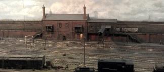 Southampton MRC 24-1-2015 Maindee East Shed - 11