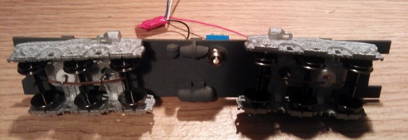 HO UP Tender Chassis Switch 2