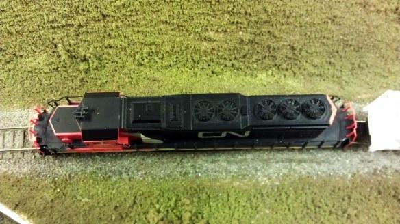 Horn Type 2 on SD40-2 7
