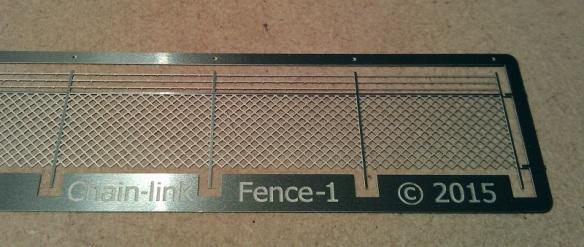 Chin Link Fence Type 1 Close