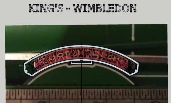 Kings' Wimbledon Cad 1