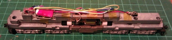 C-855 Chassis Build 15
