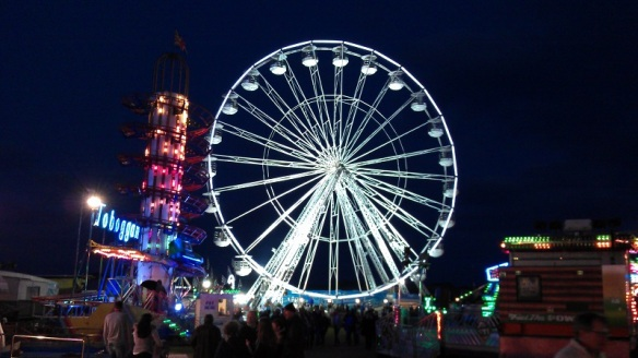 GDSF 2015 Fair Ground Big Wheel