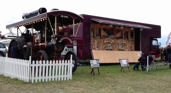 GDSF 2015 Fair ground Organ 3