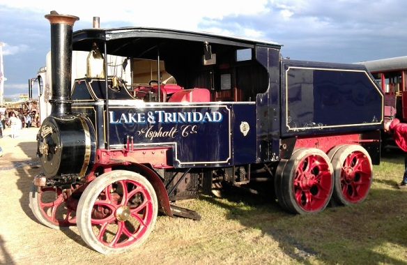 GDSF 2015 Foden Steam Lorry Lake & Trinidad 2