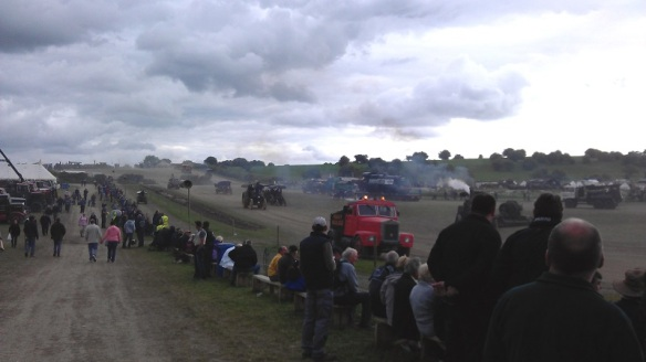 GDSF 2015 Heavy Haulage Ring 1
