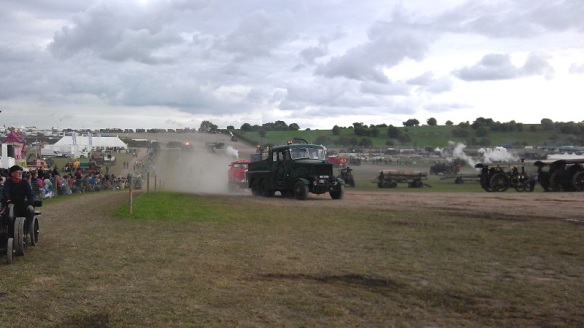 GDSF 2015 Heavy Haulage Ring Scammell 2