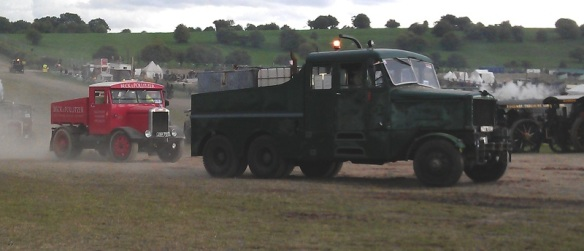 GDSF 2015 Heavy Haulage Ring Scammell 3
