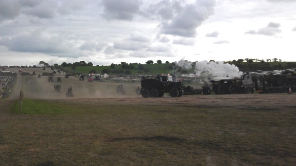 GDSF 2015 Heavy Haulage Ring Scammell