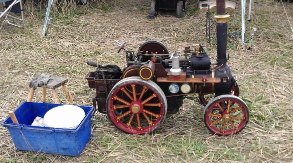 GDSF 2015 Miniature Traction Engine 1