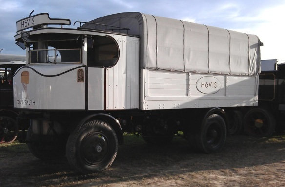 GDSF 2015 Sentinal Steam Lorry Hovis