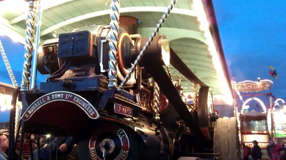 GDSF 2015 Showmans Engine Ex-Mayor