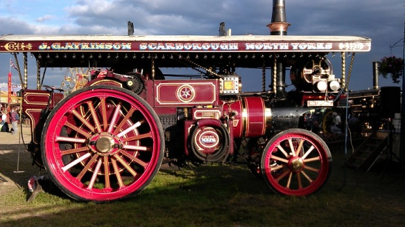 GDSF 2015 Showmans Engine His Lordship