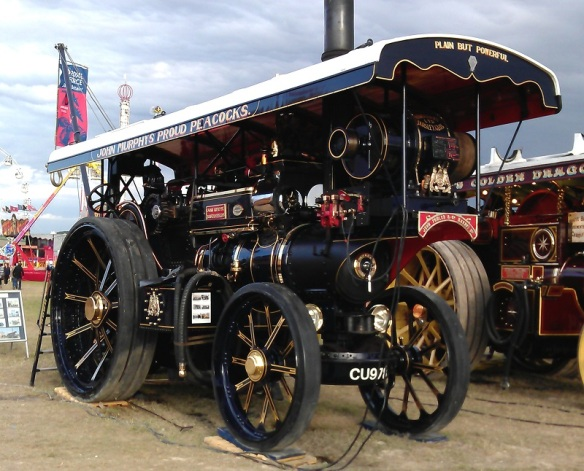 GDSF 2015 Showmans Engine John Murphy 1