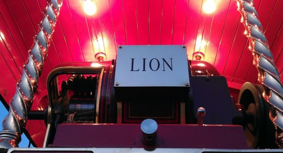 GDSF 2015 Showmans Engine Lion 3