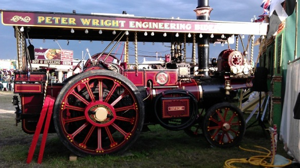 GDSF 2015 Showmans Engine Supreme