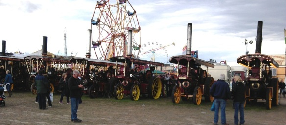 GDSF 2015 Showmans Engines 2