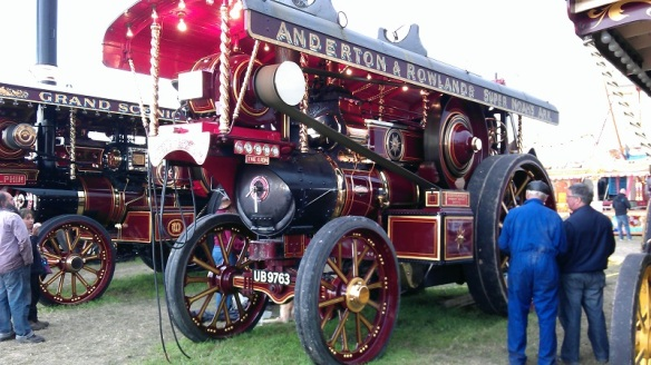 GDSF 2015 Showmans Engines Lion 1