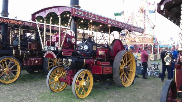 GDSF 2015 Showmans Engines Peter Pan