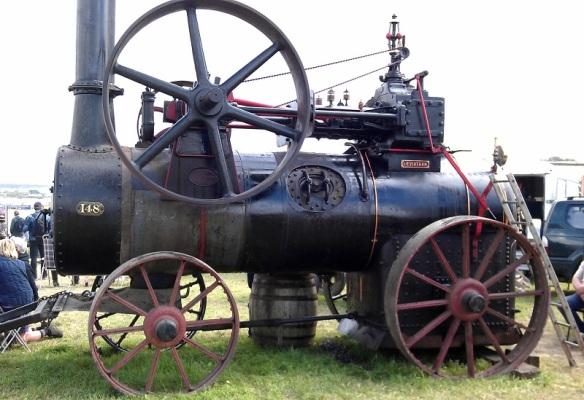 GDSF 2015 Station Boiler Leviathan