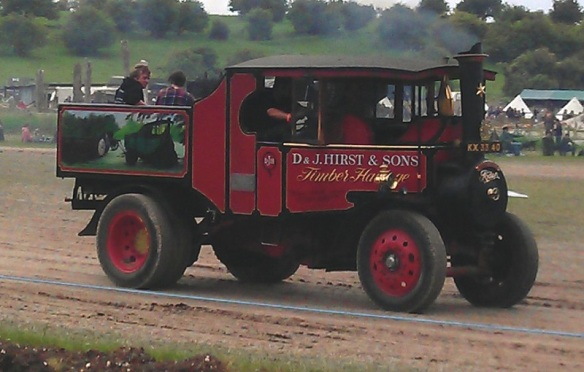 GDSF 2015 Steam Lorry 1