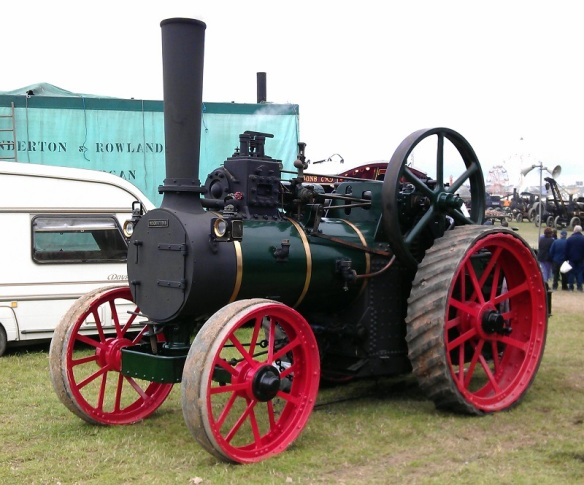 GDSF 2015 Traction Engine 2