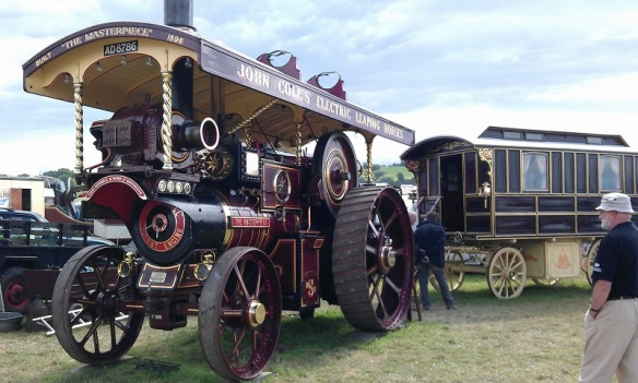 GDSF 2015 Traction Engine The Masterpiece