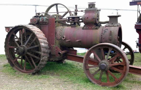 GDSF 2015 Traction Engine TLC