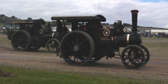 GDSF 2015 Traction Engines 1