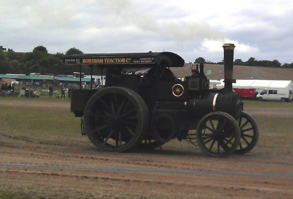 GDSF 2015 Traction Engines 2