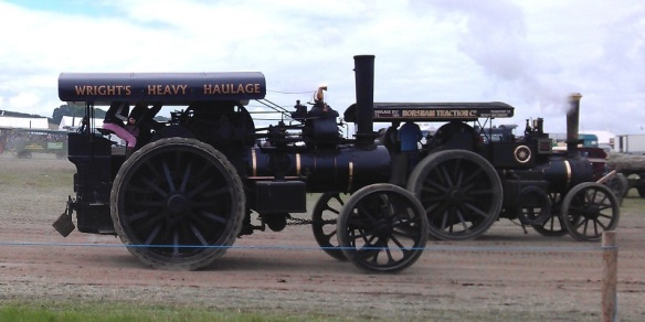 GDSF 2015 Traction Engines 4