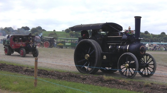 GDSF 2015 Traction Engines 5