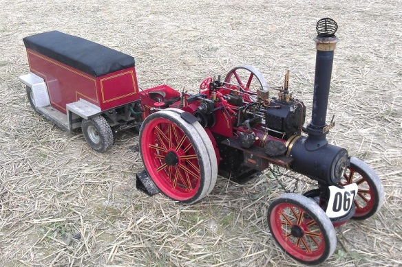 GDSF 2015 Traction Engines Emily 2