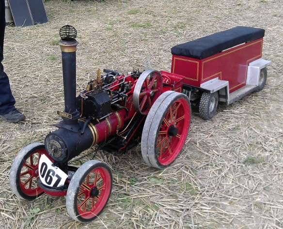 GDSF 2015 Traction Engines Emily 3