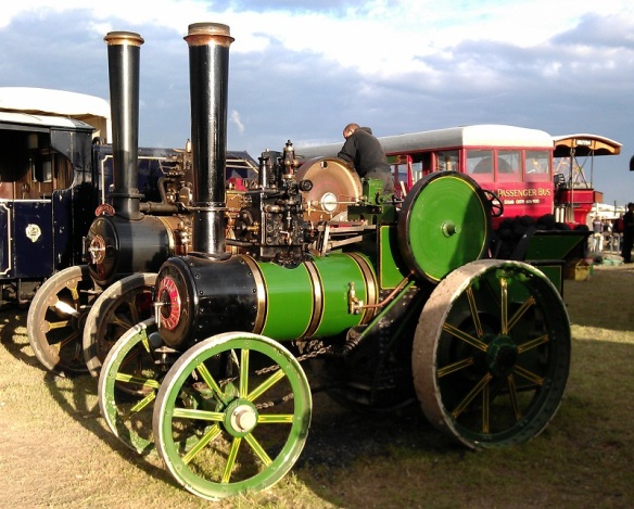 GDSF 2015 Traction Engines