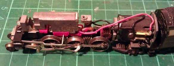 Minitrix Crank Pin 8