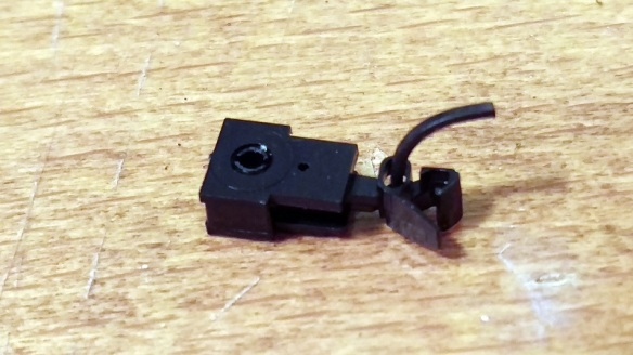 Micro-Trains Body Mount Coupler Fitting 20