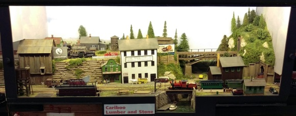 NMRA BR 1015 Cariboo Lumber & Stone 1