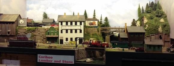 NMRA BR 1015 Cariboo Lumber & Stone 2