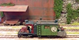 NMRA BR 1015 Cariboo Lumber & Stone 4