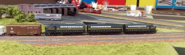 NMRA BR 2015 Dutch N Scale 1