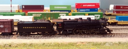 NMRA BR 2015 Dutch N Scale 25