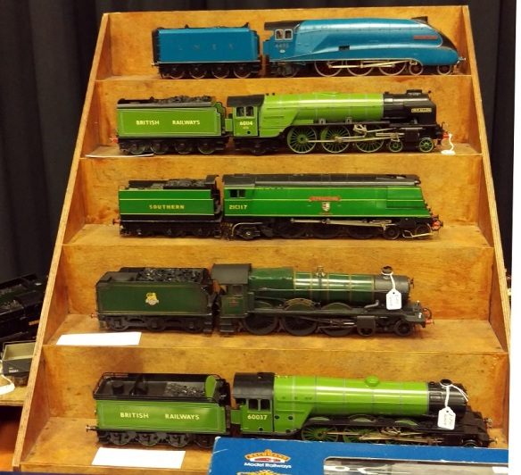 PDMRS 2015 Ray Heard Model Railways