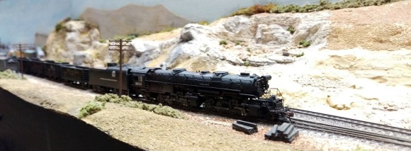The 2015 NMRA (BR) Convention SS 1